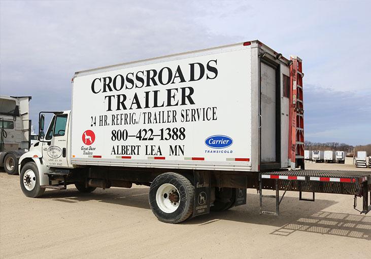 Service | Crossroads Trailer Sales & Service | Albert Lea